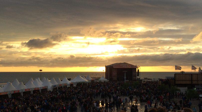 'Concert at Sea, een gevoel van vrijheid'